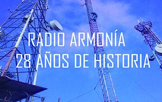 Radio Armonía: 28 años proclamando la Palabra del Señor
