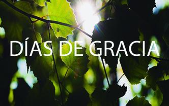Dios nos bendijo en nuestros Días de Gracia